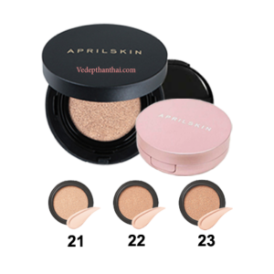 Aprilskin Black Magic Snow Cushion 21