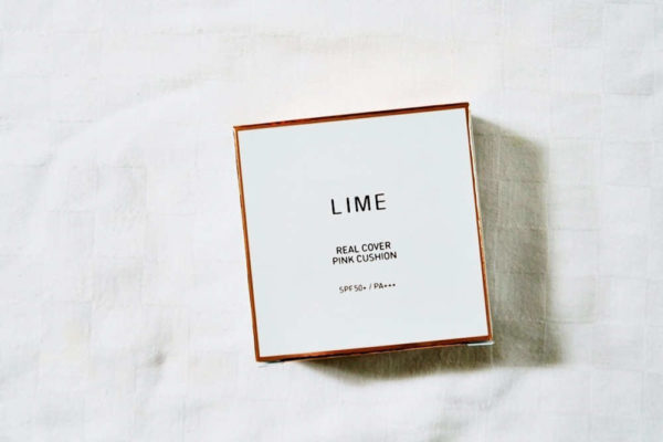 Lime Real Cover Pink Cushion SPF50+/Pa+++